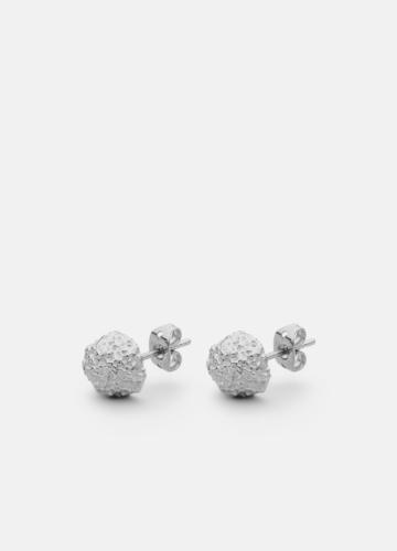 Earring - Opaque Objects - Matte Steel