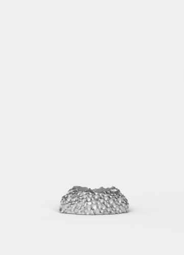 Opaque Objects Tealight Small - Steel
