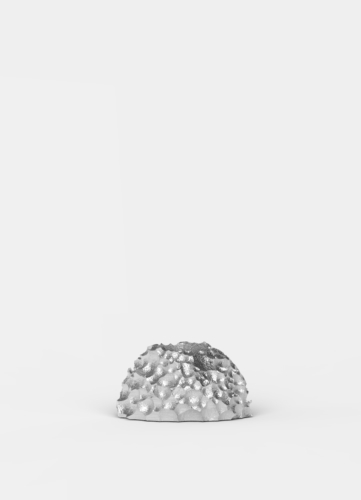 Opaque Objects Candle Holder - Steel
