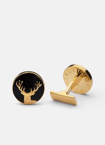 The Hunter Gold & Black - The Deer