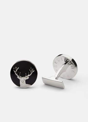 The Hunter Silver & Black - The Deer