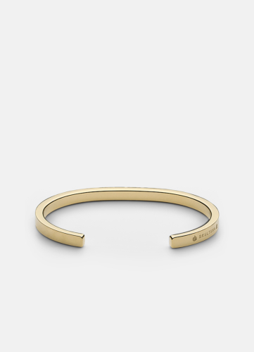 SB Cuff Thin - Gold Plated