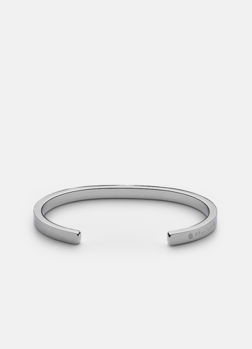 SB Cuff Thin - Polished Steel