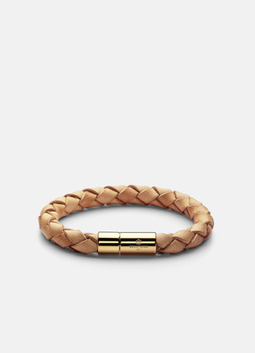 Signature Massive Bracelet - Natural