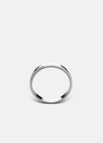 Icon Ring - Polished Steel