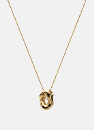 Chunky Petit Necklace - Gold Plated