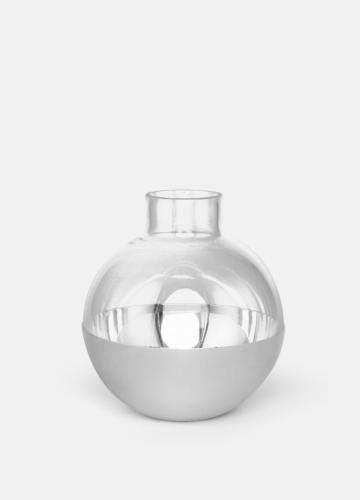 Pomme - Medium Silver