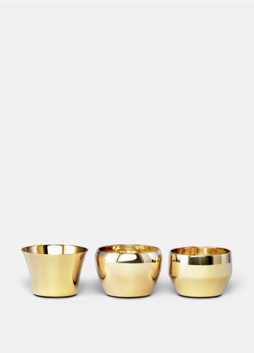 Kin Brass - Set of 3