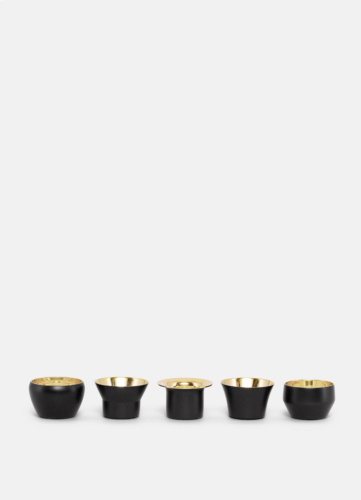 Kin Black - Set of 5