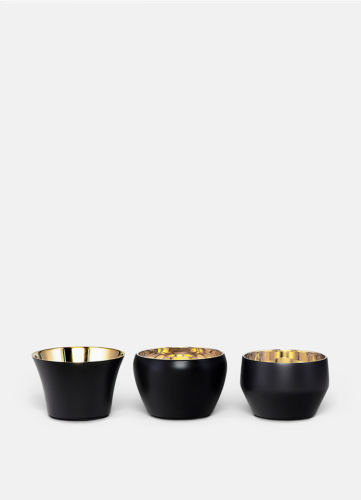 Kin Black - Set of 3
