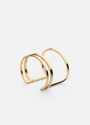 Apart Cuff Bracelet