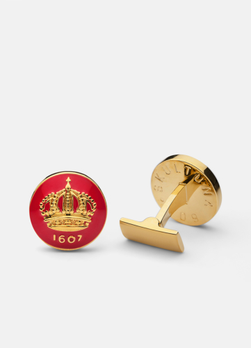 The Skultuna Crown Gold - Red