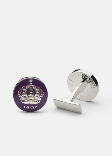 The Skultuna Crown Silver - Palatine Purple