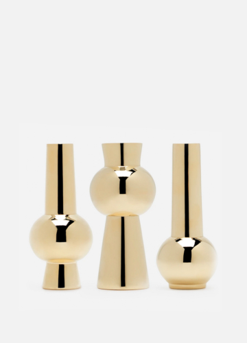 Bead Vases - Set of 3