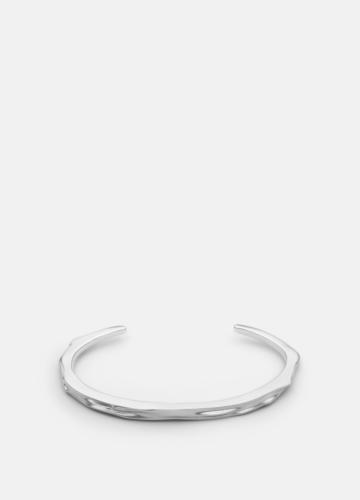Opaque Objects Cuff  - Matte Steel