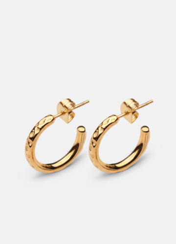 Juneau Earring - Gold Plated