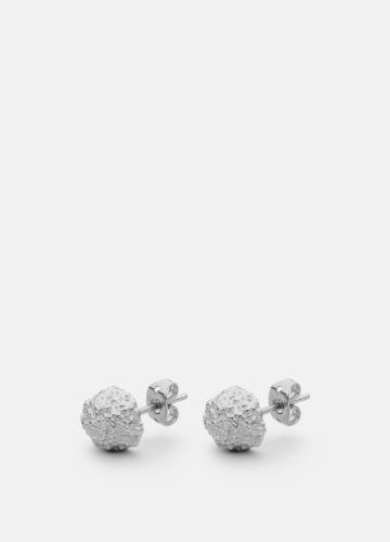 Earring - Opaque Objects - Matte Steel