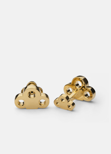 Key Cuff Links - Gold