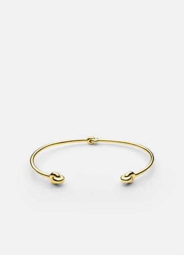 Knot Cuff - Gold