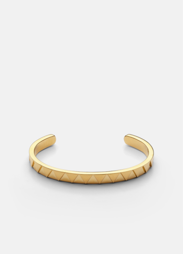 GTG Cuff - Gold Plated