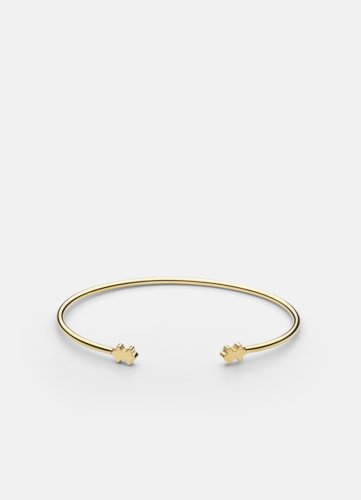 PPG Cuff - Gold Plated
