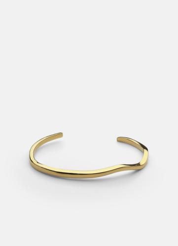 Chêne Cuff - Gold Plated