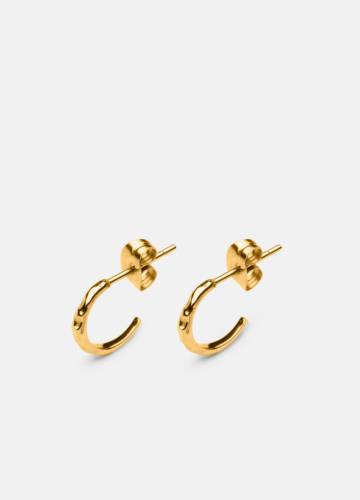 Juneau Petit Earring - Gold Plated
