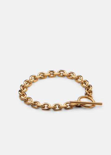 Unité Chain Bracelet - Gold Plated