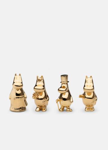 Moomin x Skultuna – Giftbox set of 4