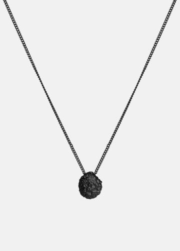 Necklace - Opaque Objects - Titanium Black