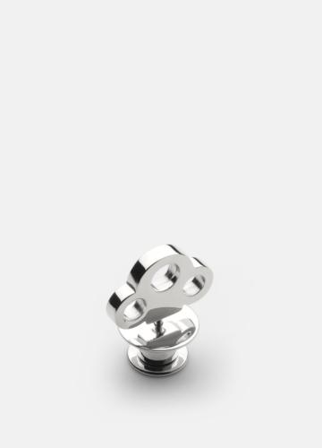 Key Pin - Silver