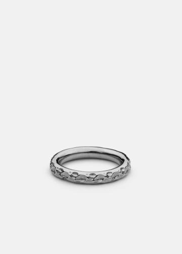 Juneau Ring - Polished Steel