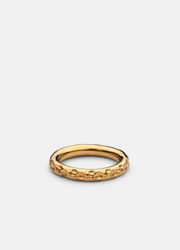 Juneau Ring - Gold Plated