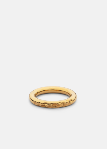 Juneau Petit Ring - Gold Plated