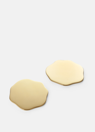 Veermakers Bluebell Coaster - Set of 2pcs