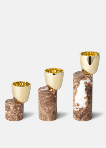 Streamer Brown - Model A