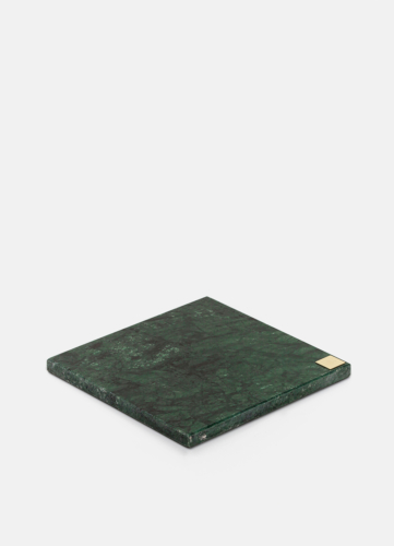 Green Marble Plate - Small