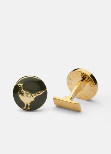 The Hunter Gold & Green - The Pheasant