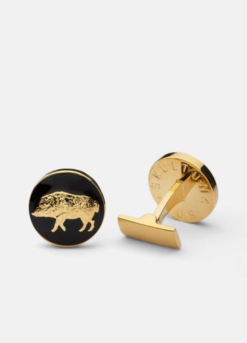 The Hunter Gold & Black - The Wild Boar