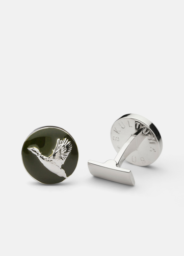 The Hunter Silver & Green - The Flying Duck