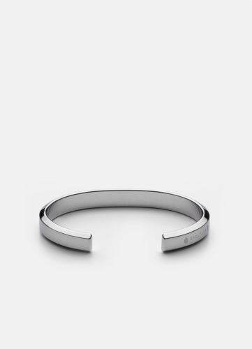 Icon Cuff - Polished Steel
