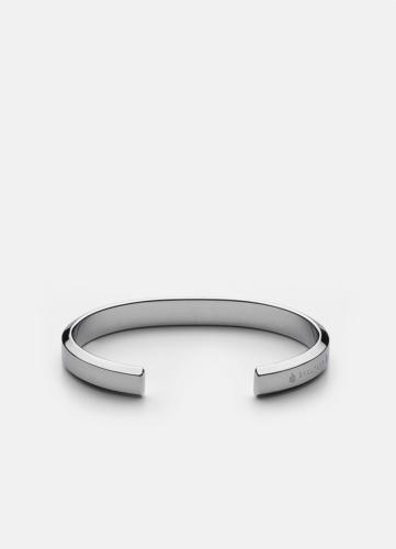 Icon Cuff - Polished Steel