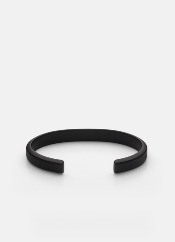 Icon Cuff - Titanium Black