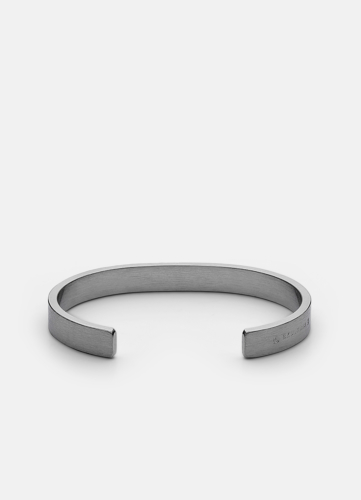 SB Cuff - Brushed Steel