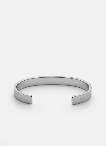 SB Cuff - Polished Steel