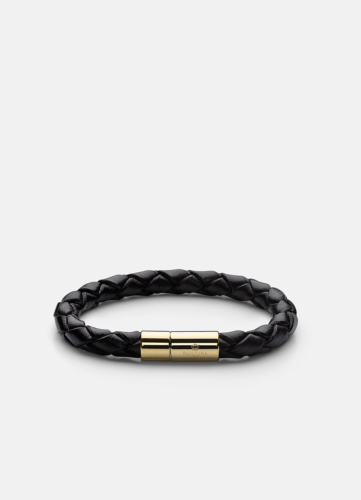 Signature Massive Bracelet - Black