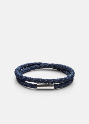 Suede Bracelet - Blue