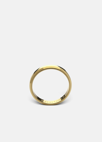 The Icon Ring - Gold Plated