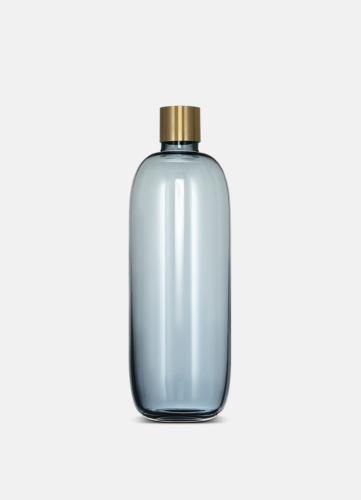 Damejeanne Vase - Large Grey