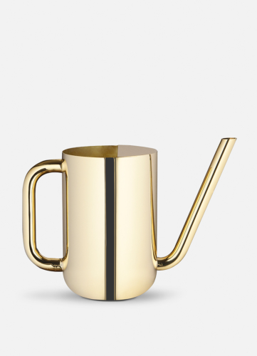 Nurture Watering Can - Polished Brass